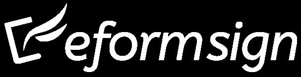 eformsign white logo